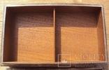 Серебряная шкатулка\хьюмидор, 426 грамм., фото №6