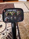 Продати металлоискатель Golden mask 4wd pro на 8 и 18 Кгц