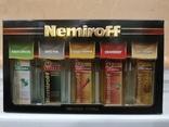 Сувенирный набор Nemiroff 5*0,05дм3(л) 2010 год.