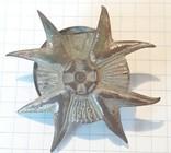 Полковий знак Полщі. 14 полк уланів язловецьких г. Львов