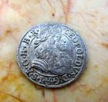 3 Крейцери 1685 Леопольд