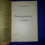 1905 Земство и самоуправление