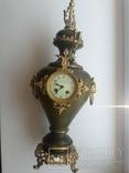Настольные часы, Франция, вторая половина 19 века
