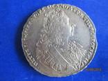 1 Рубль 1729 года photo 1