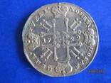 1 Рубль 1729 года photo 2