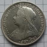 Флорин 1899 года photo 3