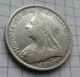 Флорин 1899 года photo 4