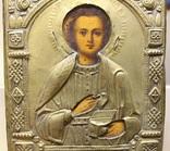 Икона Пантелеймон Целитель. Аналой photo 9