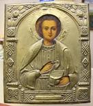 Икона Пантелеймон Целитель. Аналой photo 12