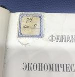 Финансовые и экономические вопросы. В.А. Панаев. СПБ 1878. фото 4