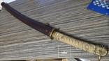 Японский армейский меч Син-гунто 1934-1938 г.