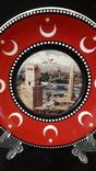 Сувенирная тарелка Турция. Анталия., фото №3