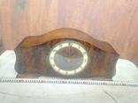 Часы -настольные германия под реставрацыю