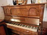 Пианино 1906 года имеет 4 медали