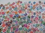 Приличный лот иностранных марок 470 шт.с блоком птицы. photo 3