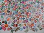 Приличный лот иностранных марок 470 шт.с блоком птицы. photo 4