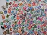 Приличный лот иностранных марок 470 шт.с блоком птицы. photo 6