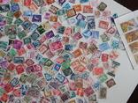Приличный лот иностранных марок 470 шт.с блоком птицы. photo 7