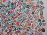 Приличный лот иностранных марок 470 шт.с блоком птицы. photo 8
