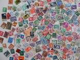 Приличный лот иностранных марок 470 шт.с блоком птицы. photo 9
