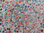 Приличный лот иностранных марок 470 шт.с блоком птицы. photo 11
