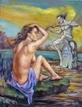 """Картина """"Melody"""", 60х45см, Шиптя Костянтин"""