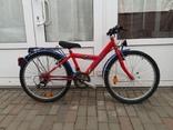 Велосипед 24кол.WINORA18 перед.135-157см з Німеччини(стан нового)