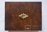 Шкатулка письмовий стіл Parkins&gott 1854