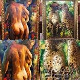Лот из 2 картин известного художника А.Фиголя