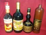 Алкогольные напитки старые одним лотом