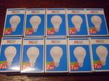 10 діодних ламп, 7 w. (лот №2..)