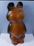 Мишка олимпийский СКК, 27см.