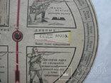 Стрелковая азбука, артель бытовик. Автор: Катаев. В. Ф. Диаметр 18,5 см. photo 5