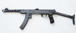 Пистолет-пулемёт Судаева: без ствола и казённика