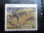 Фауна. Австралия. Ящерица. марка  MNH, фото №2