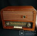 Старое Luxor Radio.