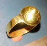 Реплика перстень Киевская Русь, фото №3