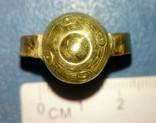 Реплика перстень Киевская Русь, фото №5