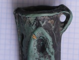Культура Ноуа, 15-13 вв. до н.э., кельт старшего трансильванского типа с кантовым орнаментом, арковидной фаской и пещеркой. photo 8