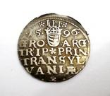 Трояк Сигизмунда Батория 1596 г . Трансильвания photo 1