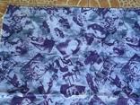 Отрез ткани времён СССР, фото №7