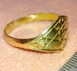 Реплика кольцо КР, фото №3
