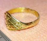 Реплика кольцо КР, фото №4