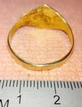 Реплика кольцо КР, фото №5