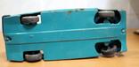 Машинка легковая из жести времен СССР.нюанс, фото №8