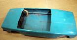 Машинка легковая из жести времен СССР.нюанс, фото №9
