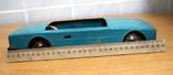 Машинка легковая из жести времен СССР.нюанс, фото №10