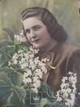 Велике портретне фото 1950х, фото №2