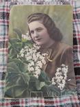 Велике портретне фото 1950х, фото №3