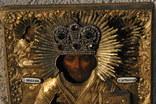 Икона С.Николай Чудотворец 1840-41гг.Оклад серебро 84 пр.310*270 мм. photo 4